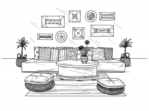 Этнический стиль: мебель, декор, оформление