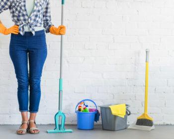 Правила уборки и секреты чистоты дома